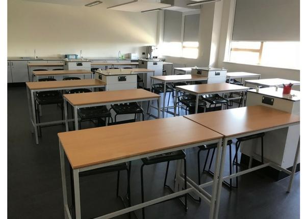 Sangwin Educational Furniture, School, Kent