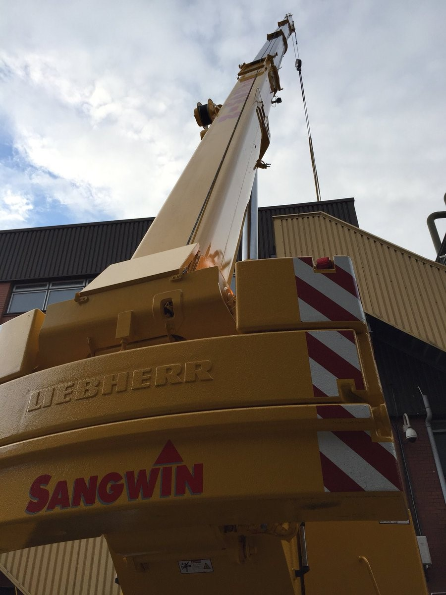 Sangwin Plant Hire Complete Major Deal