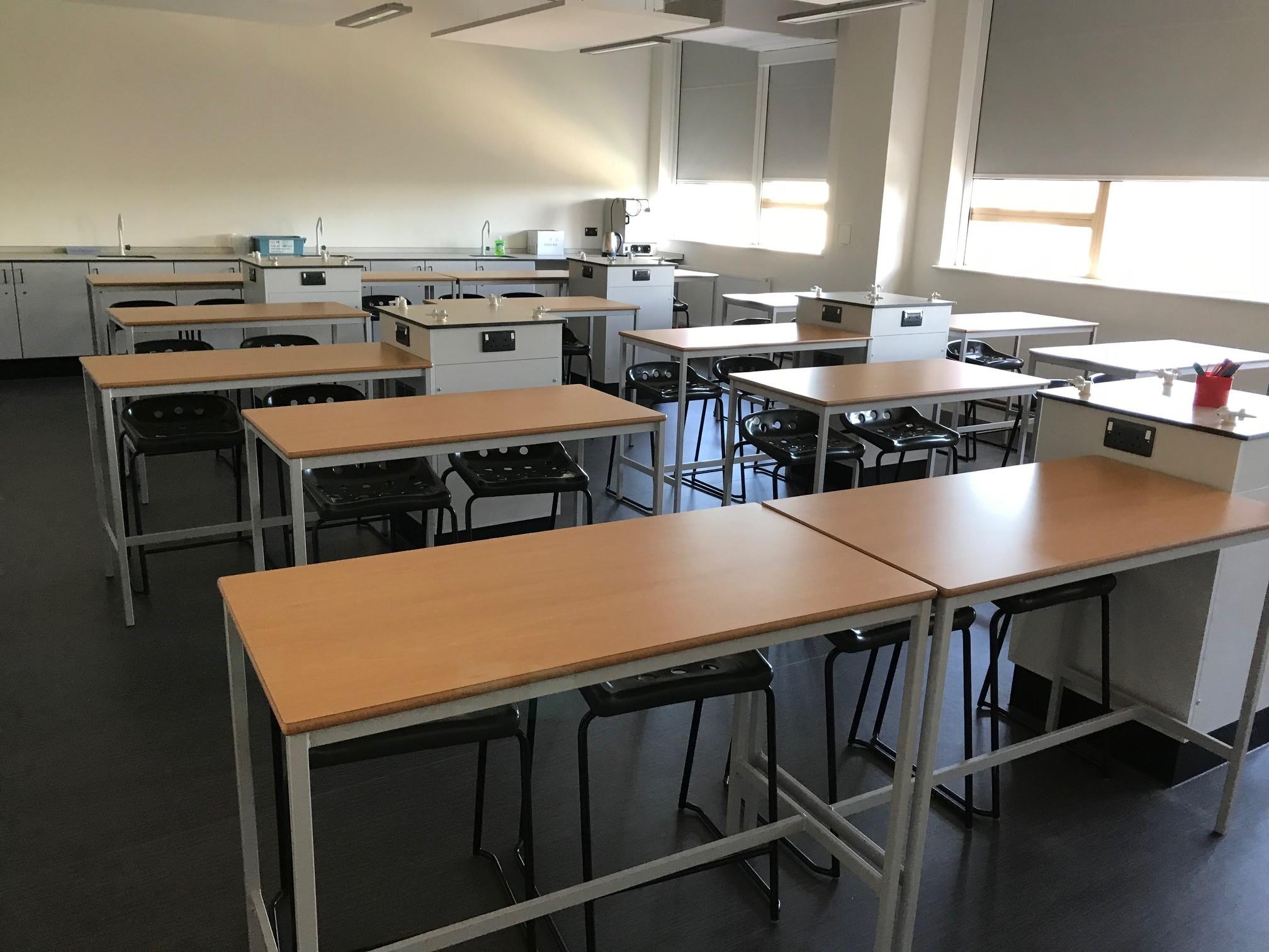 Furniture Installation Meopham School, Kent